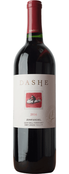 2016 Zinfandel, Lily Hill Vineyard